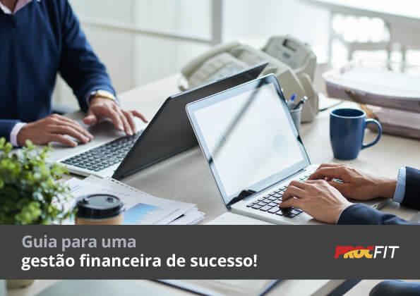 Gestão financeira de sucesso