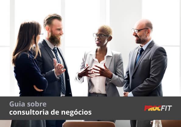 Download e-book: Guia sobre consultoria de negócios