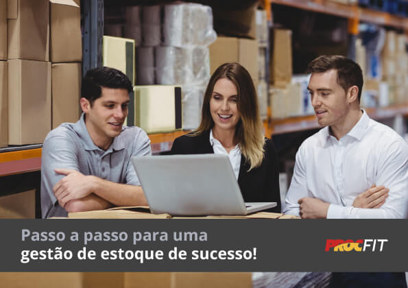 Download e-book: Manual da gestão de estoque de sucesso
